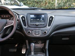 2017款1.5T 自动锐驰版 中控台