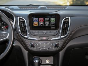 2018款550T 自动四驱捍界版 中控台