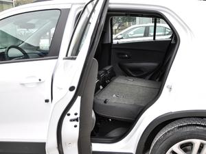 2018款1.4T 自动精英型 后排座椅放倒