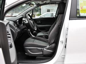 2018款1.4T 自动精英型 前排空间