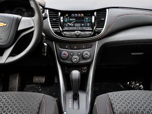 2018款1.4T 自动精英型 中控台