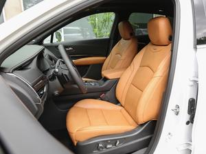 2018款28T 四驱铂金版 前排座椅