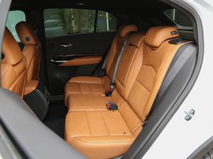 2018款28T 四驱铂金版 后排座椅