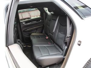 2020款28T 两驱豪华型 后排座椅