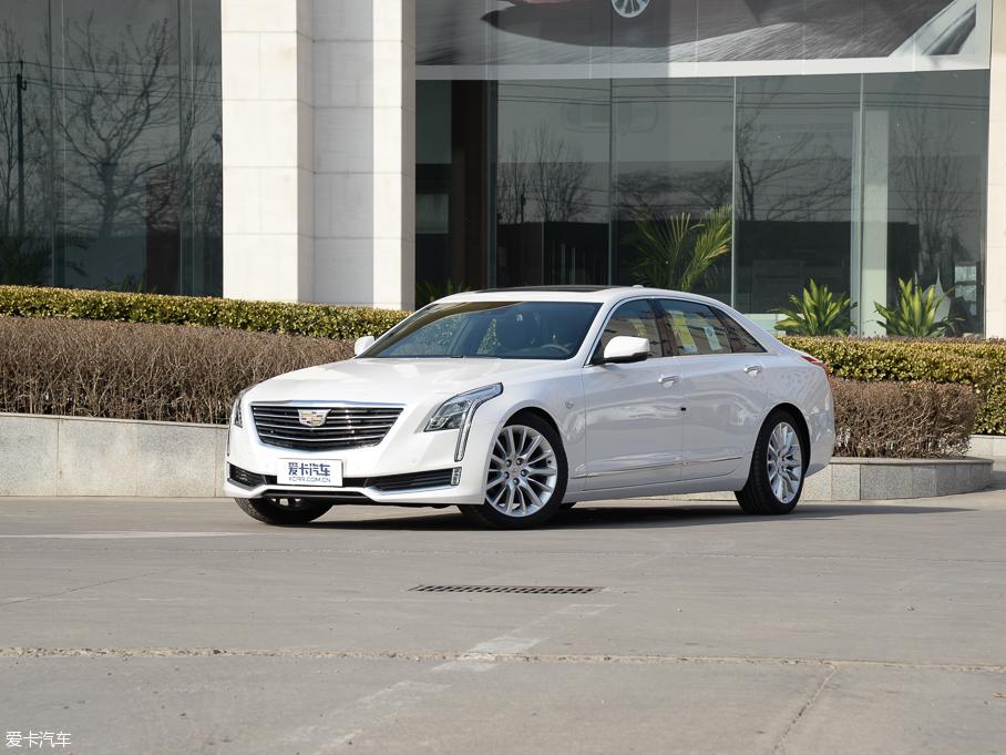 凯迪拉克CT6降价促销 购车优惠6万元