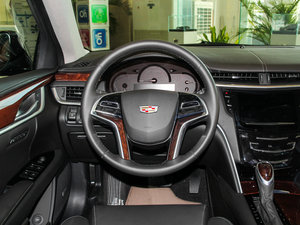 2016款28T 豪华型 方向盘