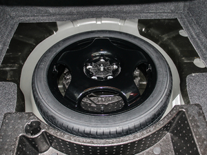 2017款28T 技术型  备胎