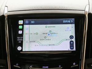 2017款28T 领先型 中控台显示屏