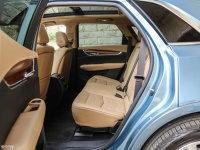 空间座椅凯迪拉克XT5混动后排空间