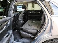 空间座椅凯迪拉克XT5后排座椅放倒