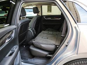 2018款25T 两驱豪华型 后排座椅放倒