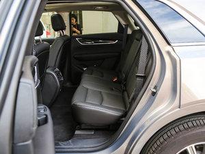 2018款25T 两驱豪华型 后排空间
