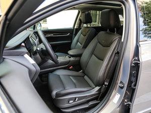 2018款25T 两驱豪华型 前排座椅
