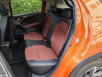 空间座椅雪铁龙C3-XR后排座椅