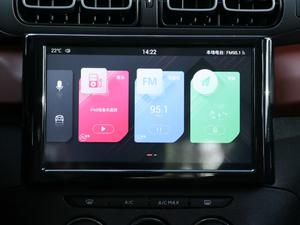2019款190THP 自动越领版 中控台显示屏