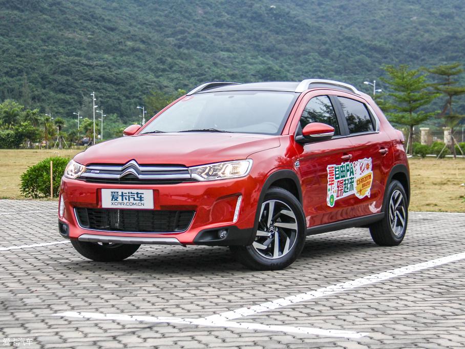 现车促销 购雪铁龙C3-XR优惠1.4万元