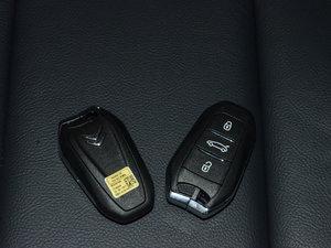 2017款350THP 自动豪华型 钥匙