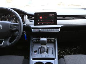 2017款350THP 自动舒适型 中控台