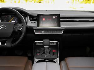 2017款380THP 自动尊贵型 中控台