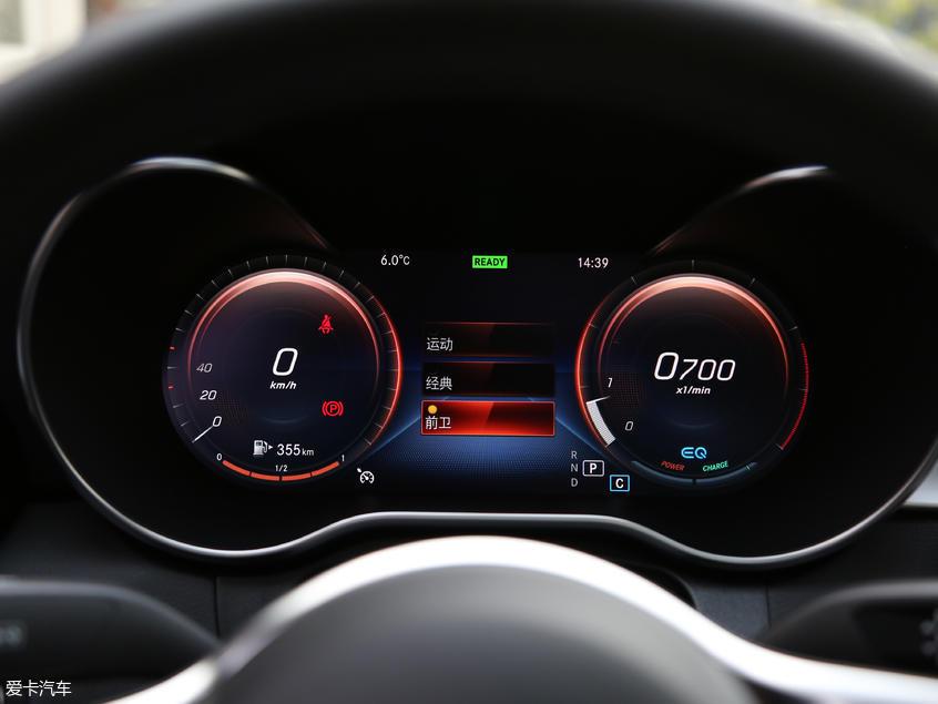 北京奔驰2019款奔驰C级