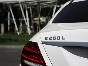 2019款E 260L 运动型 细节外观