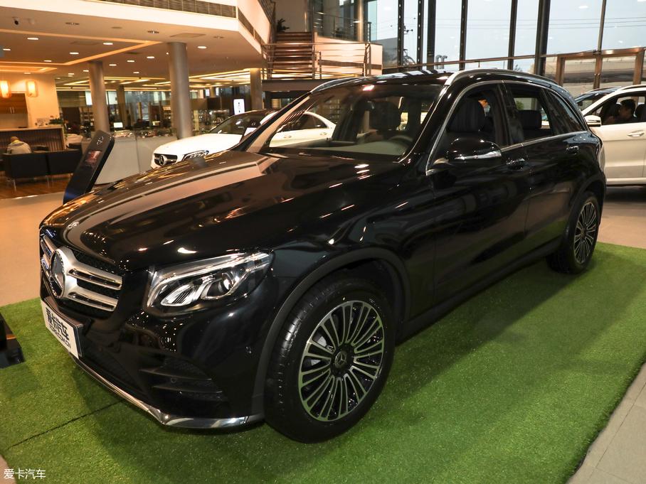 2019款奔驰GLC级 GLC 260 L 4MATIC动感型