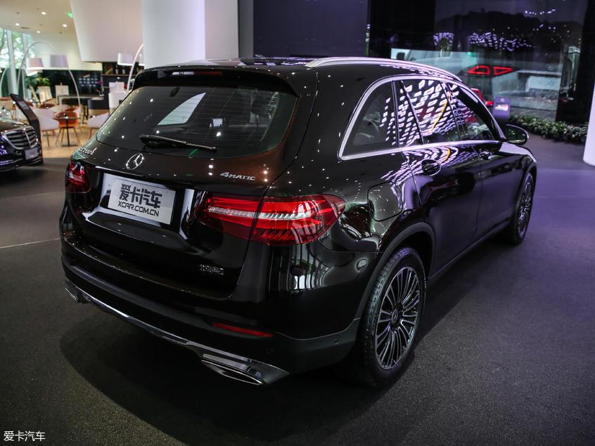 北京奔驰2019款奔驰GLC级