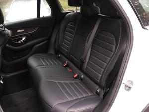 2019款GLC 300 L 4MATIC豪华型 后排座椅