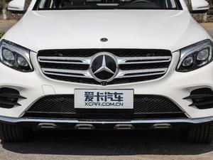2019款GLC 300 L 4MATIC豪华型 中网