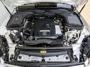 2019款GLC 300 L 4MATIC豪华型 发动机
