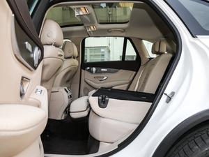 2019款GLC 300 L 4MATIC豪华型 后排座椅放倒