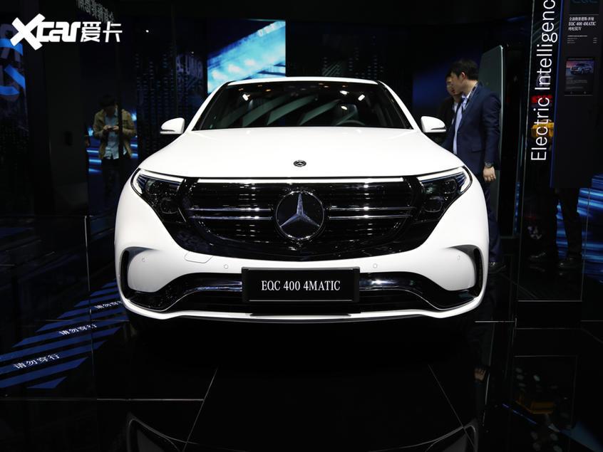 北京奔驰2019款EQC