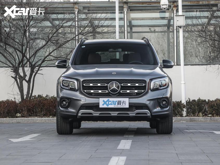 北京奔驰2020款奔驰GLB