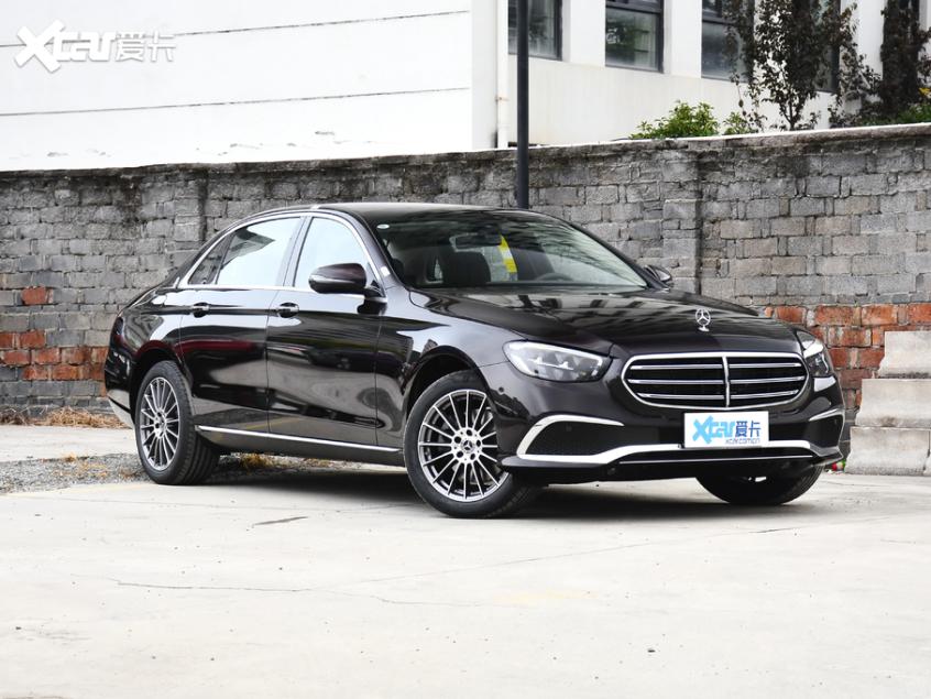 新款奔驰E级将3月上市 入门车型换2.0T