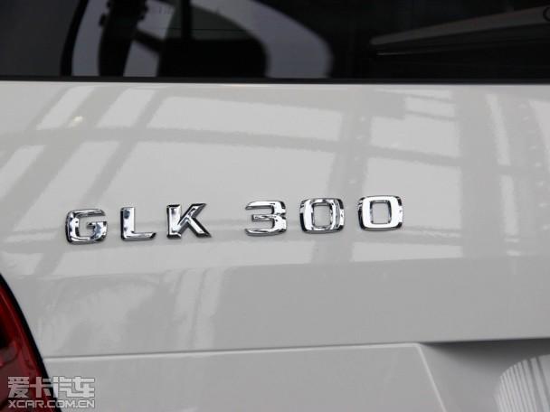 2014款北京奔驰glk300高清图片
