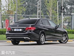 北京奔驰2015款奔驰E级