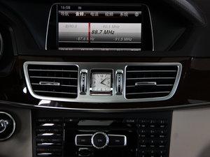 2015款E 400L Hybrid 中控区