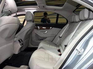 2016款C 350 eL 空间座椅