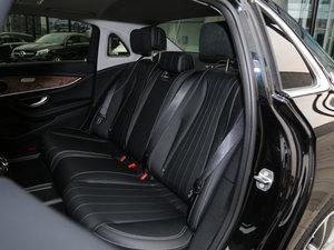 2016款E 200L 后排座椅