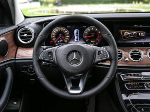 2016款E 200L 方向盘