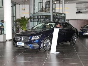2016款E 300L 时尚型 正侧45度