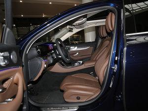 2016款E 300L 时尚型 前排空间