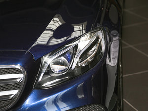 2016款E 300L 时尚型 头灯