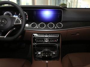 2016款E 300L 时尚型 中控台