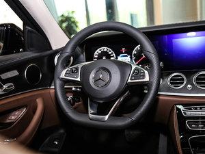 2016款E 300L 时尚型 方向盘