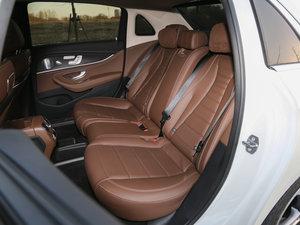 2016款E 200L 运动型 后排座椅