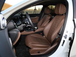 2016款E 200L 运动型 前排座椅