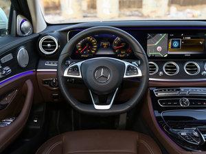 2016款E 200L 运动型 方向盘