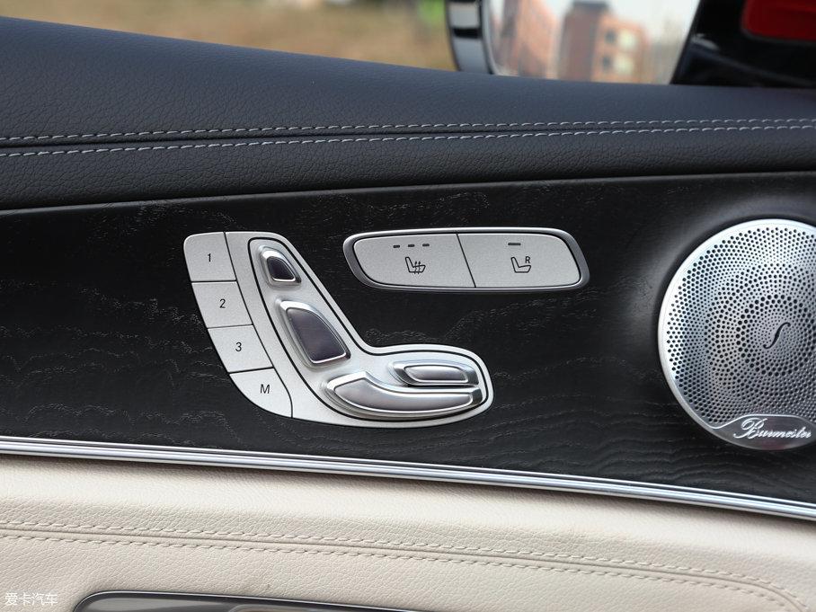 2017款奔驰E级E 320L 4MATIC 运动型