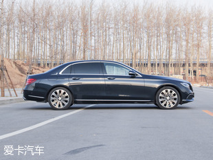 北京奔驰2017款奔驰E级